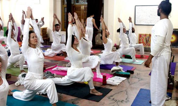 WORKSHOPS & SEMINARS Yoga School