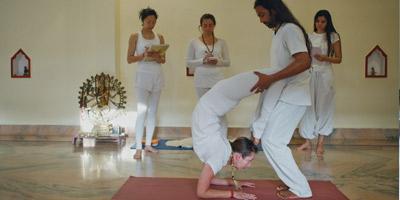 300 Hour Yoga Teacher Training Rishikesh India